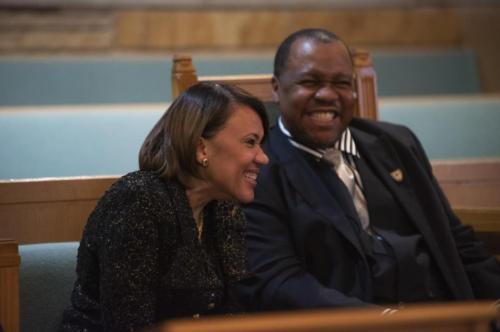 Flint Mayor Karen Weaver announced on April 9, 2019 that she will be running for re-election.