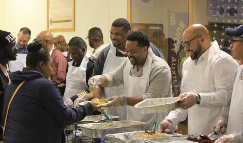 Blessed to Be a Blessing  feeds nearly 600 people a year.